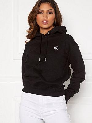 Calvin Klein Jeans CK Embroidery Hoodie BAE CK Black