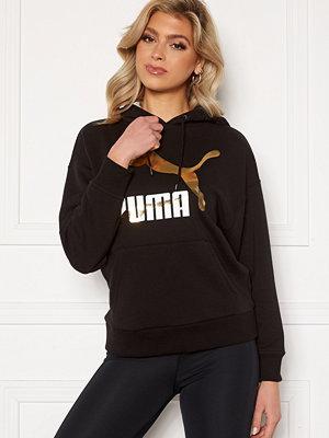 Puma Classics Logo Hoodie 51 Puma Black-metall