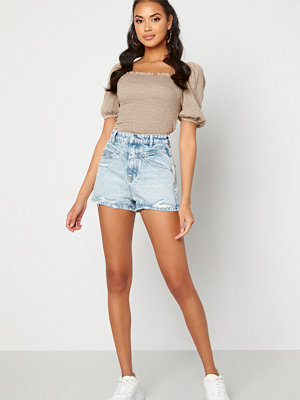 Miss Sixty JJ3340 Shorts Light Blue