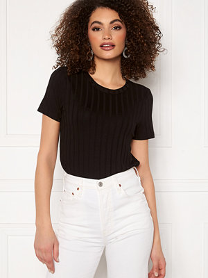 Happy Holly Mila cropped top Black