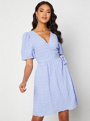 Ichi Gelby Dress Cashmere Blue
