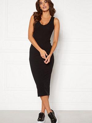 Bubbleroom Majda mini dress Black