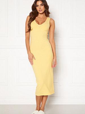 Bubbleroom Majda mini dress Yellow