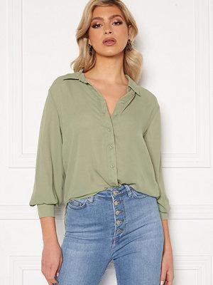 Trendyol Relaxed Shirt Mint