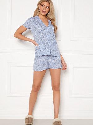 Trendyol Shirt Short Pyjama Set Multi Color