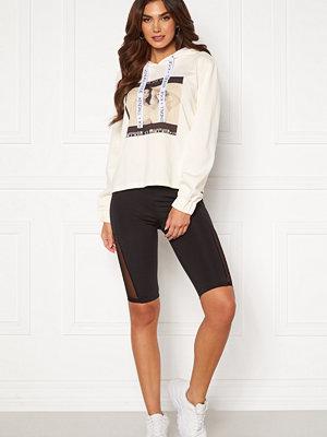Kendall + Kylie K&K Biker Short Legging Black