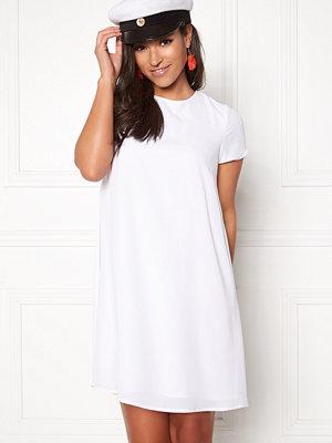 Bubbleroom Madelynn dress White