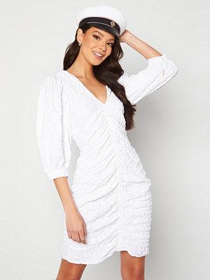 Object Gerda 3/4 Dress Bright White