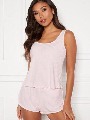 Pyjamas & myskläder - Dorina Melody Night Set ST0005-Pink