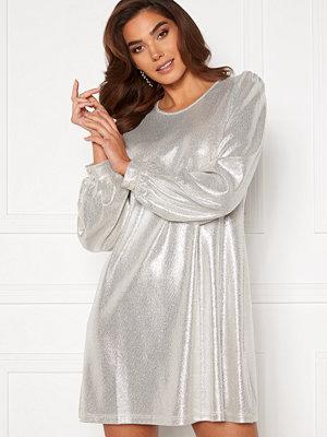 Ida Sjöstedt Mirabelle Glitter Dress Gold