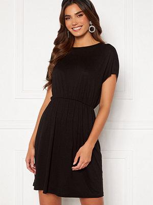 Pieces Petrine SS Dress Black