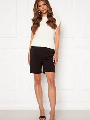 Only Ivy Tailored Long Shorts Black
