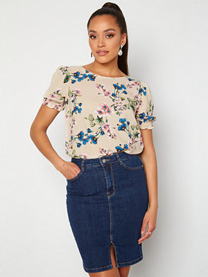 Object Collectors Item Paree S/S Top Sandshell / Flower
