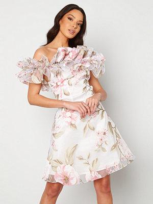 Ida Sjöstedt Arielle Dress White/Pink