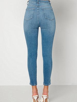 Trendyol High Waist Jeans Blue