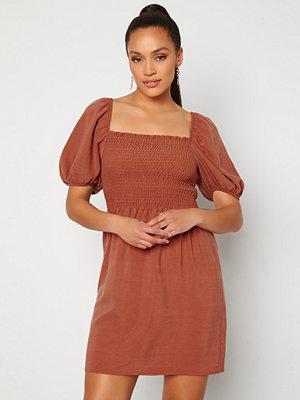Trendyol Smock S/S Dress Kiremit/Brick