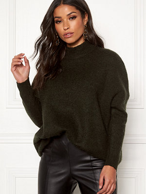 Selected Femme Enica LS Knit O-neck Rosin