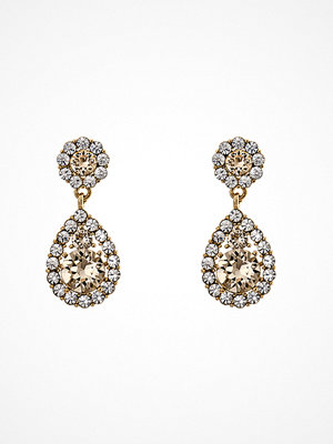 Lily and Rose örhängen Petite Sofia Earring Light Silk/Gold