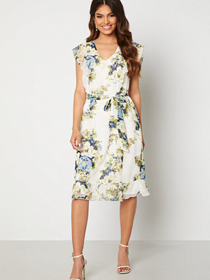 Happy Holly Sally dress White / Floral