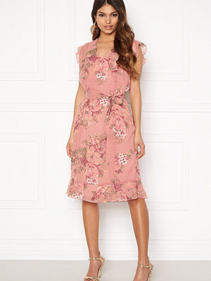 Happy Holly Sally dress Pink / Floral