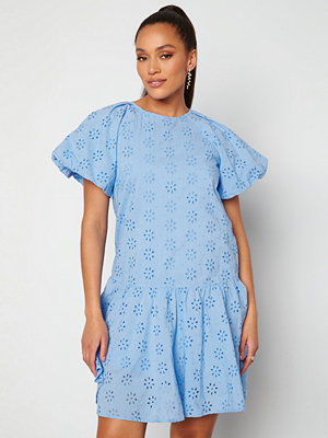 Pieces Tillie 2/4 Dress Vista Blue