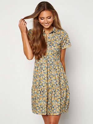 Trendyol Fanny S/S Short Dress Tas/Stone
