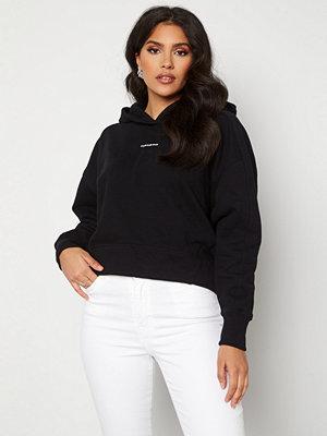 Calvin Klein Jeans Micro Branding Hoodie BEH Ck Black