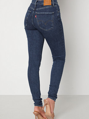 Levi's Mile High Super Skinny 0194 Venice For Real