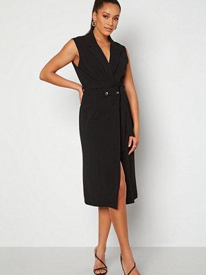 Alexandra Nilsson X Bubbleroom Vest Dress Black