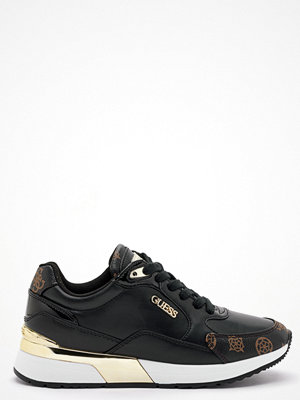 Guess Moxea Act Leather Like BLKBR