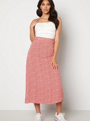 Trendyol Rosie Midi Skirt Kirmizi/Red