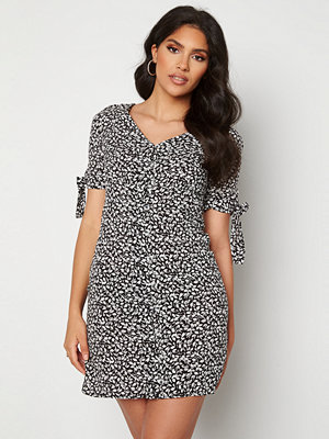 Trendyol V-Neck Summer Dress Siyah/Black