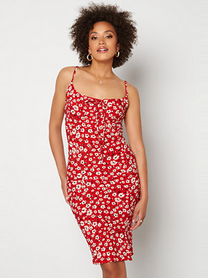 Trendyol Ida Summer Dress Kirmizi/Red