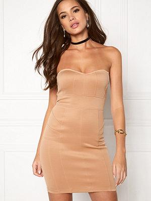 Bubbleroom Bold dress Gold-coloured