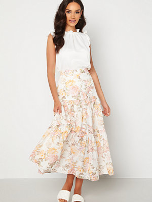 Kjolar - Forever New Fleur Tiered Maxi Skirt Vintage Splendor