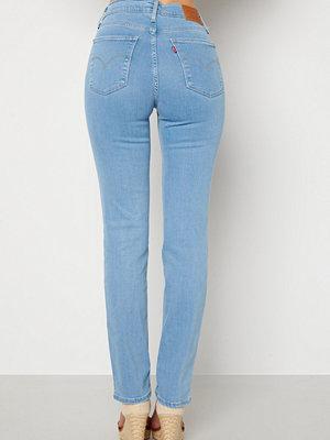 Jeans - Levi's 724 High Rise Straight 0143 Rio Aura