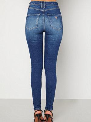 Guess Super High Skinny Jeans Wild Walk