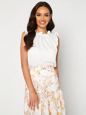 Trendyol Elise Flounce Blouse Beyaz/White