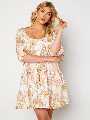 Forever New Rubi Cotton Babydoll Dress Vintage Splendor