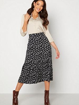 Happy Holly Melony skirt Black / Patterned