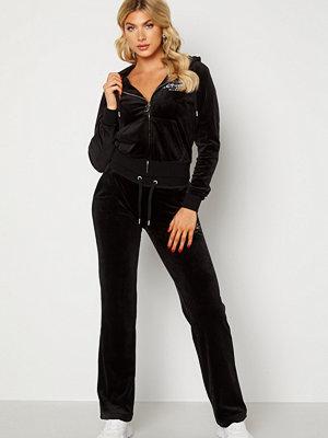 Juicy Couture svarta byxor Crest Del Ray Pants Black