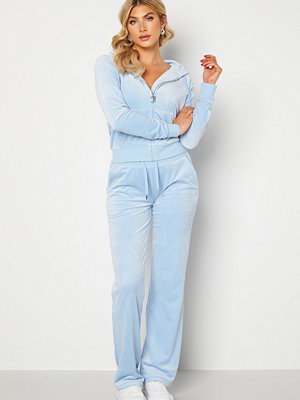 Juicy Couture himmelsblå byxor Numeral Del Ray Pants Powder Blue