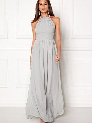 Make Way Cora Maxi Dress Light grey