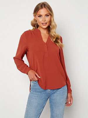 Selected Femme Mivia LS Top Chili Oil