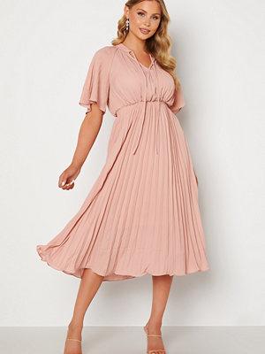 Y.a.s Manna 2/4 Midi Dress Blush