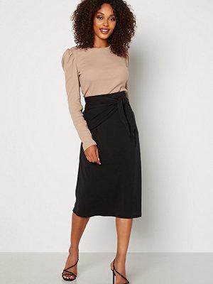 Object Alina Skirt Black