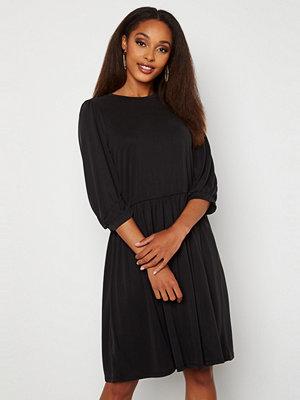 Object Jannie 3/4 Dress Black