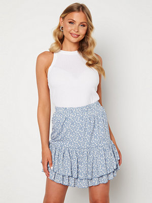 Sisters Point Grow Skirt 410 L.Blue/Cream