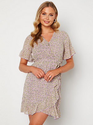 Sisters Point New Greto Dress 301 Green/Lilac