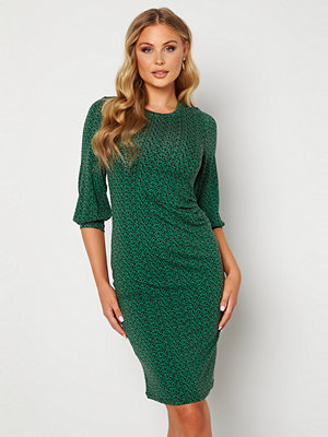 Happy Holly Zona dress Green / Floral